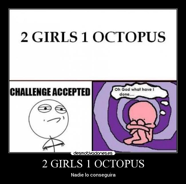 2 girls 1 octopus