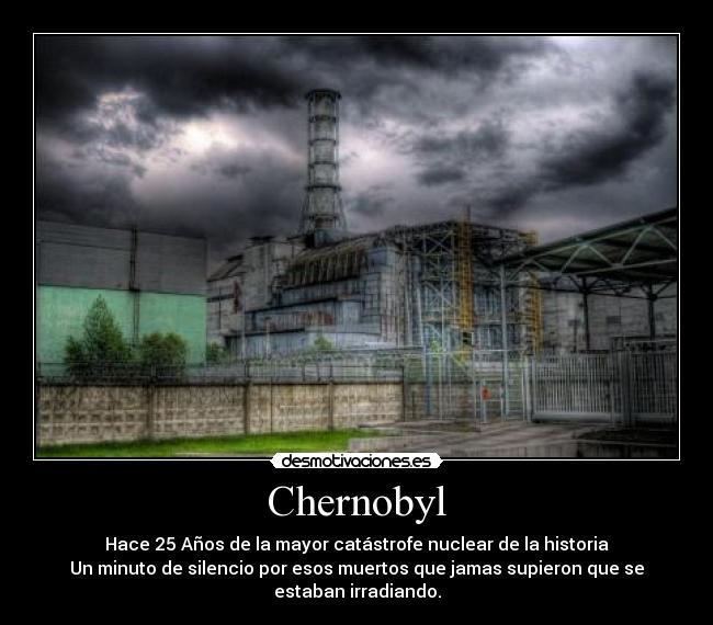 Chernobyl | Desmotivaciones