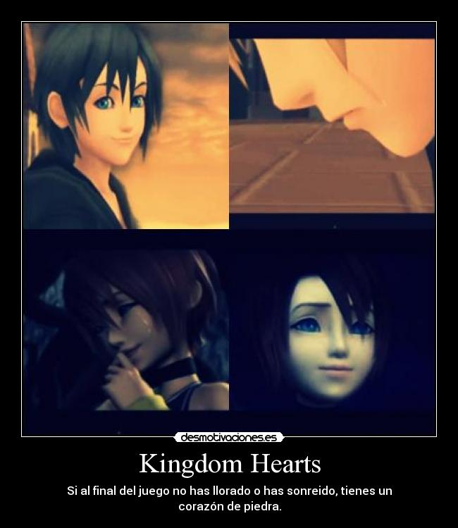 Desmotivaciones Kingdom Hearts The Kingdom Of Light