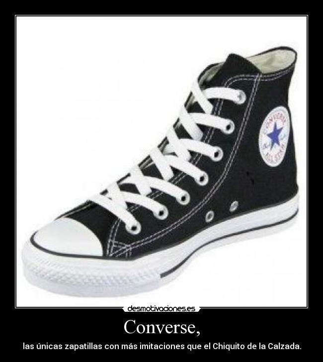 converse imitaciones