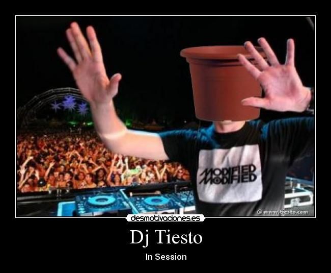 Dj Tiesto - In Session