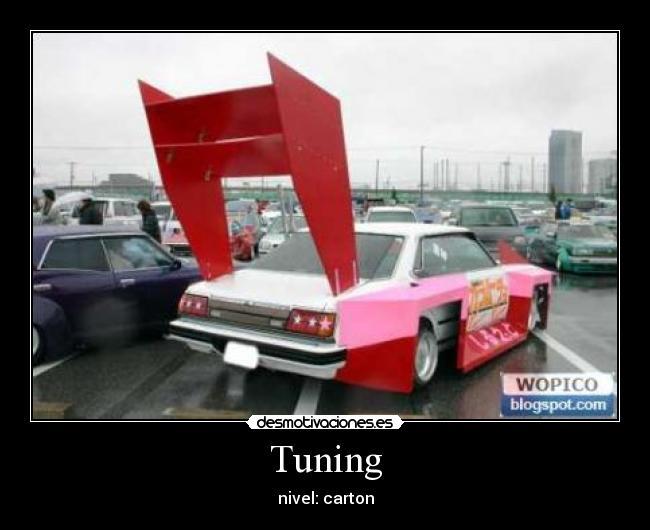 Carteles y Desmotivaciones de tuning autos peugeot fierros fierreros