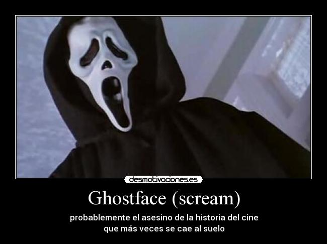 Scream Ghostface Meme Ghostface  scream Scream Meme