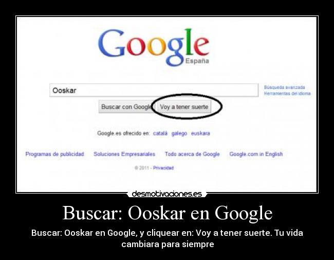 10 bromas de Google, voy a tener suerte