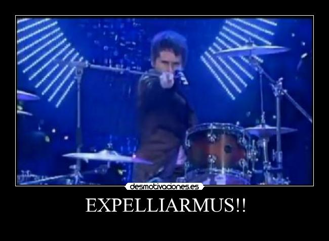 EXPELLIARMUS!! -