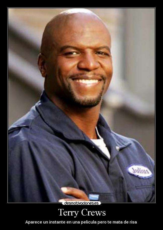 Negro Musculoso En El Gym  Terry Crews
