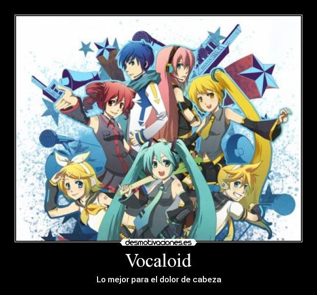 Tambien Me Gusta Vocaloid Sobre Todo Hatsune Miku