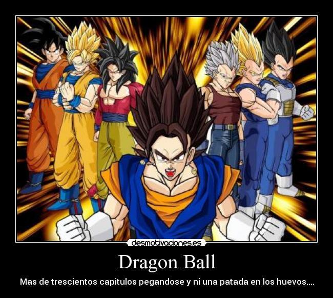 imagenes de desmotivacion: dragon ball z