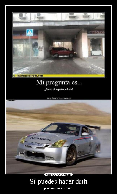 Como hacer drift