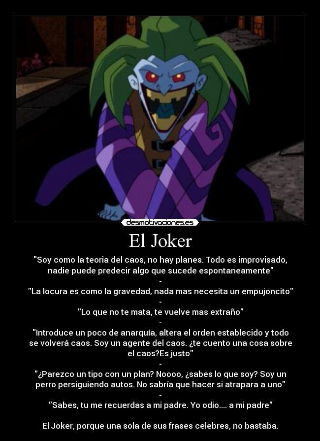 carteles the joker guason frases celebres desmotivaciones