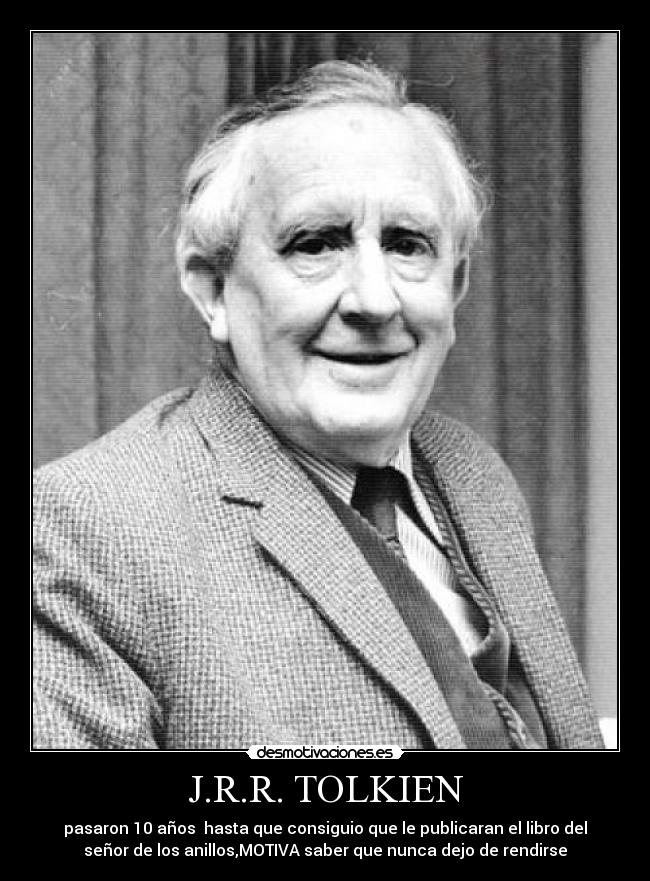 Works inspired by J R R Tolkien -