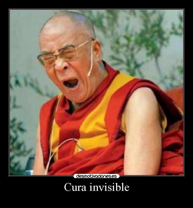 Cura invisible -