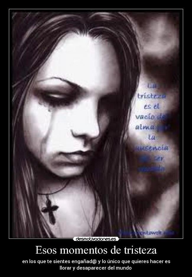 carteles tristeza desmotivaciones desmotivaciones
