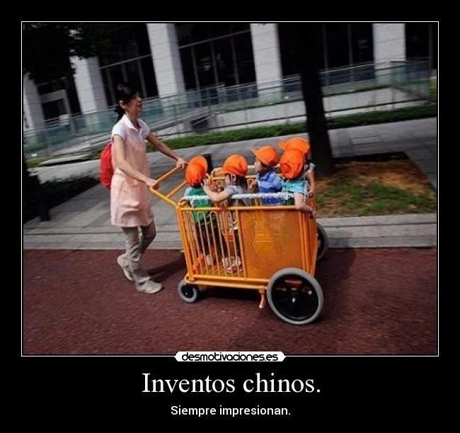 inventos chinos: