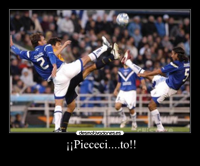 ¡¡Piececi....to!! -