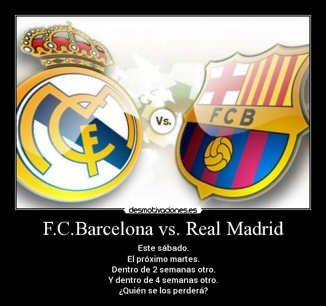 Image Result For Ftbol Club Barcelona Real Madrid