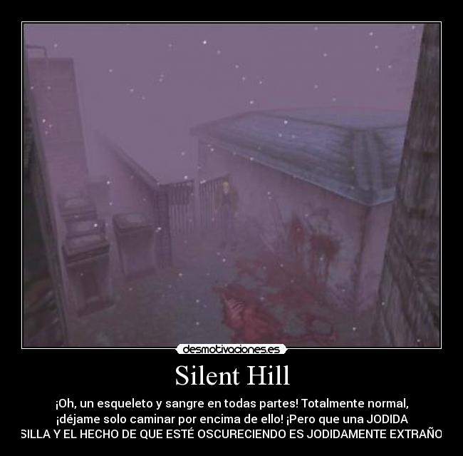 guia silent hill 1 ps2: