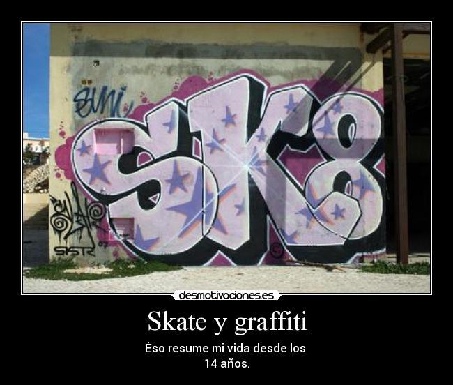 Skate y graffiti desmotivaciones carteles dasf desmotivaciones altavistaventures Image collections