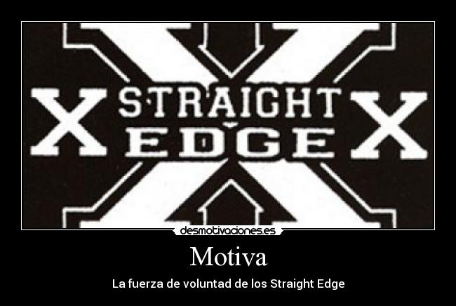 Truth of My Youth: Straight Edge poem