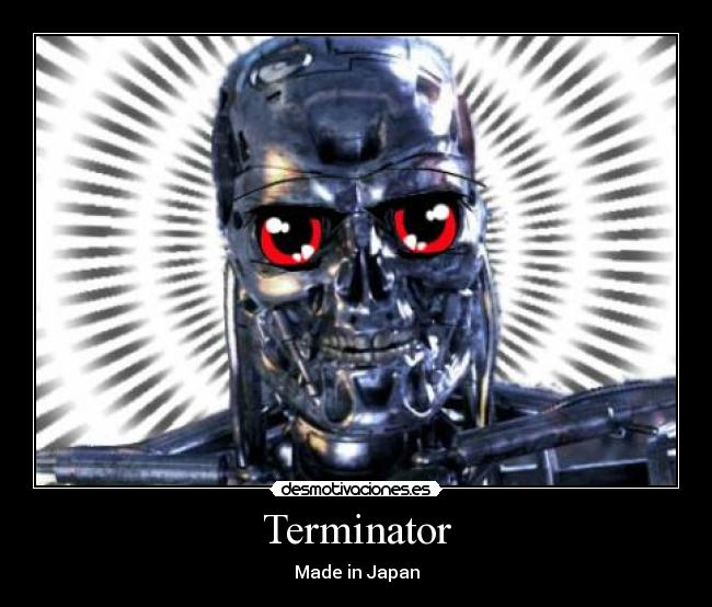 Terminator - Made in Japan