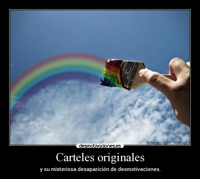 Carteles originales desmotivaciones - Carteles originales ...