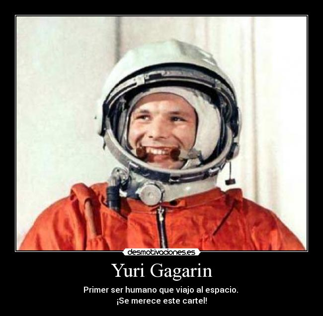 yuri gagarin and neil armstrong - photo #40