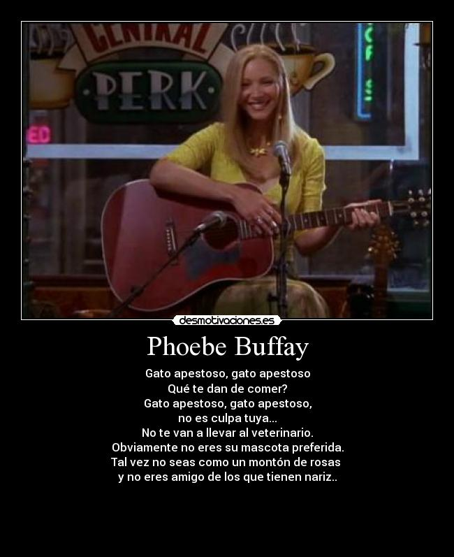Phoebe Buffay - Wallpaper Gallery