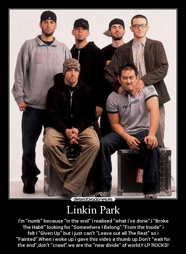 Linkin park somewhere i belong official video download