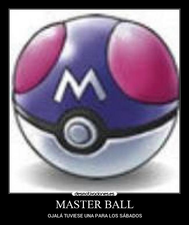 How To Draw Master Ball
