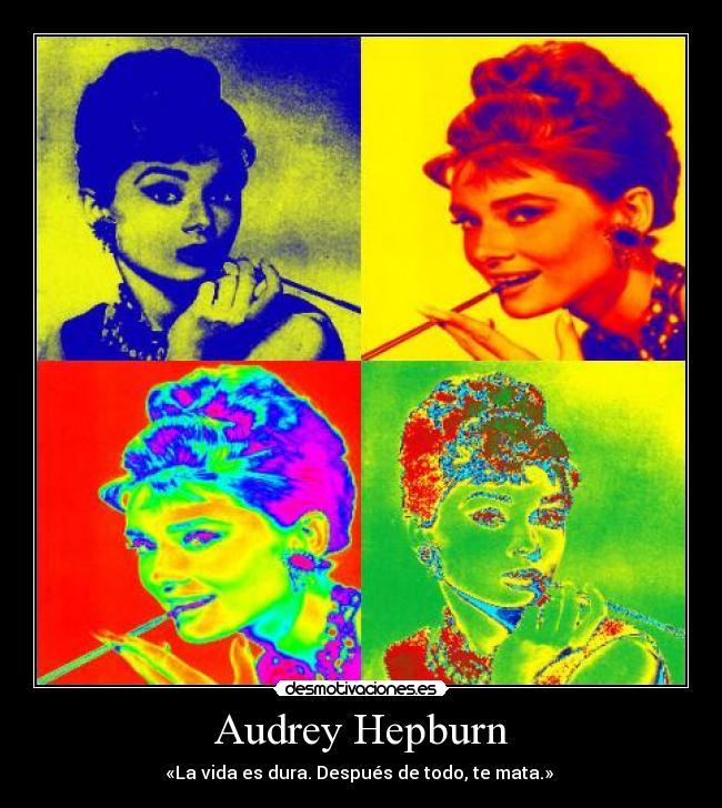 Diez curiosidades que quiz no sabas de Audrey Hepburn