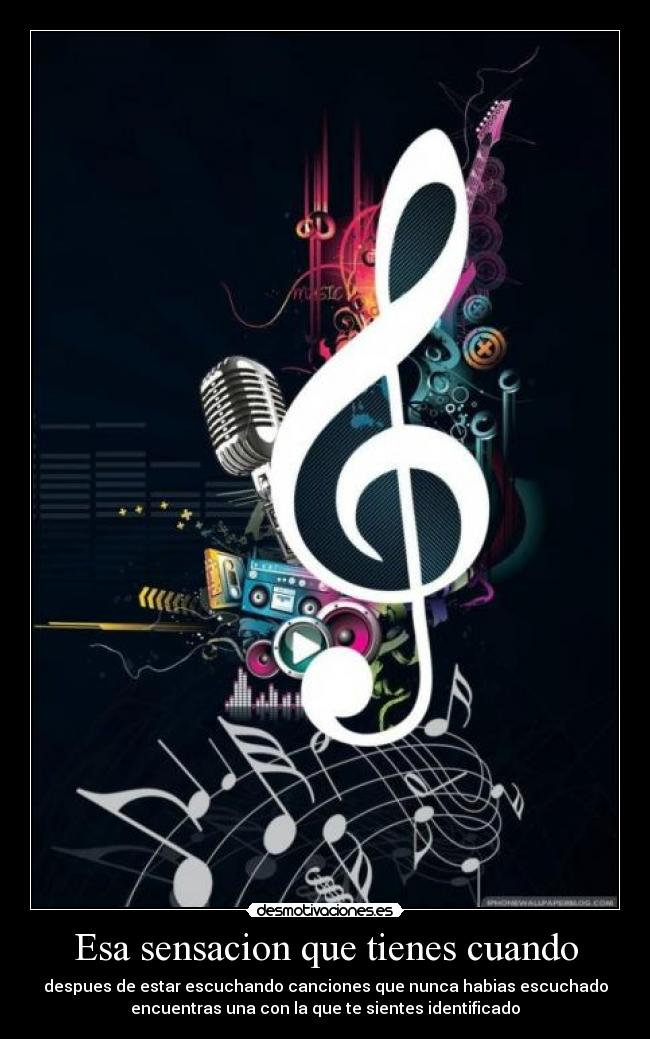 Las mejores desmotivaciones  sobre musica!!