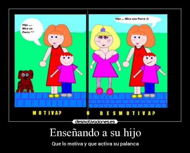 Madre enseñando a su hija a cojer 3