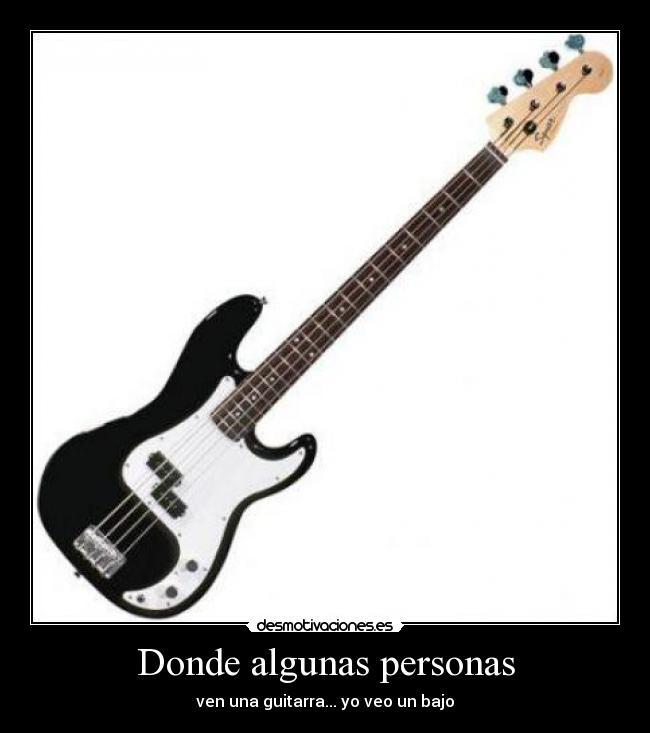 Desmotivaciones Y Motivaciones Guitarras Imagenes En Taringa