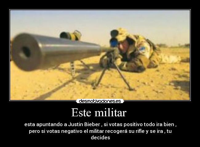Frases De Amor Militar: Desmotivaciones