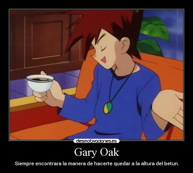 gary motherfucking oak swag - photo #27