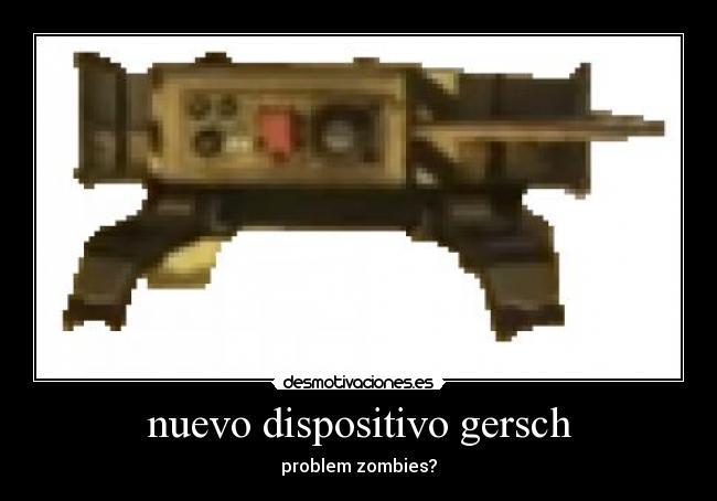 Gersch device