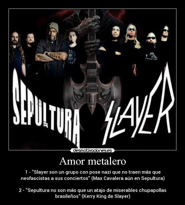 Desmotivaciones de metal.