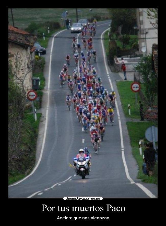 carteles ciclismo tragico desmotivaciones