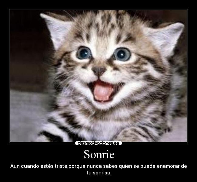 Cuando tu Sonries Sonrie Aun Cuando Estés