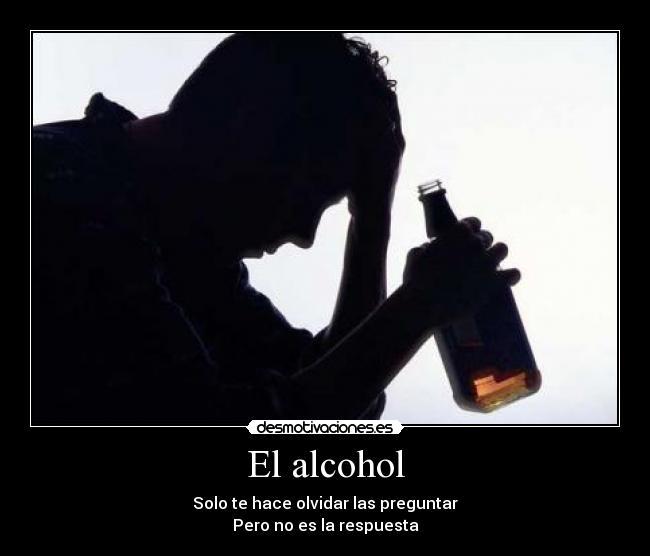 Las metodologías de la hipnosis al alcoholismo