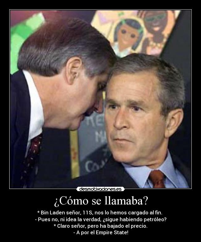 Animacion The George Bush Show 5 Flash -