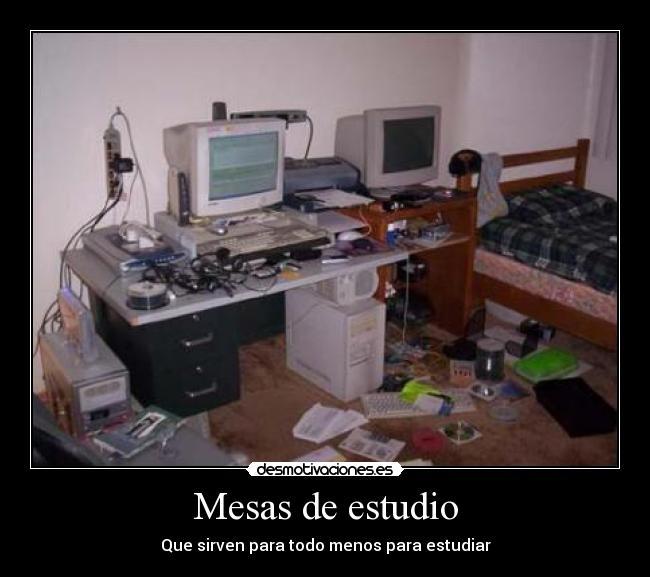 Mesas de estudio desmotivaciones - Mesas de estudio ...