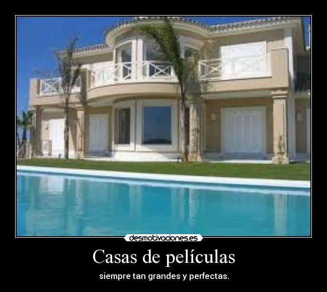 Usuario rosaa desmotivaciones - Casas de peliculas ...