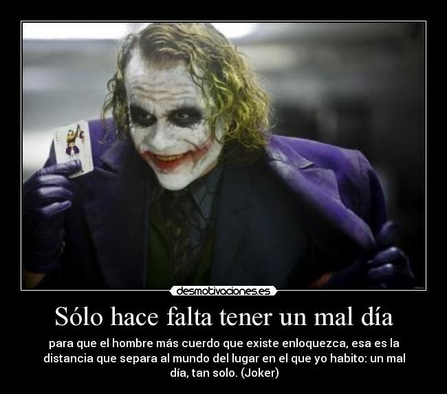 Las Mejores Frases Del Joker Imágenes En Taringa