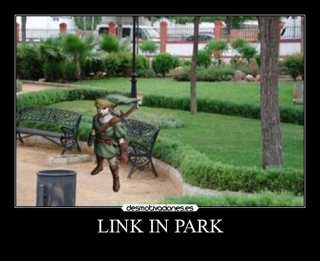 LINK IN PARK -
