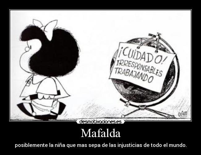 Mafalda - desmotivaciones.es