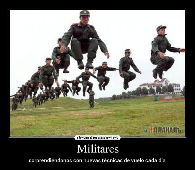 desmotivaciones militares