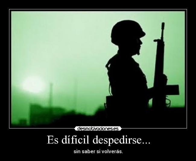 Frases De Amor Militar: Frases De Militar Frases Y Pensamientos