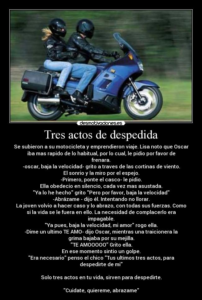 like a boss una pareja en una moto