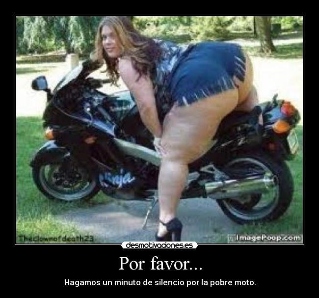 Las chicas y sus motos - Imgenes - Taringa!